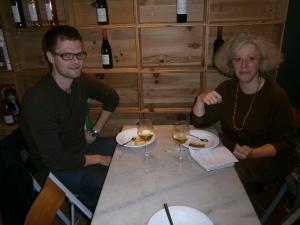 with Lars Hansen
