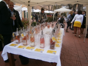 The Rosé Table