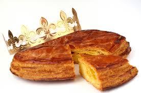 pastry galette des rois