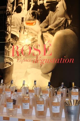 Rosé Cotes de Provence Tasting, Mandelieu, March 2015