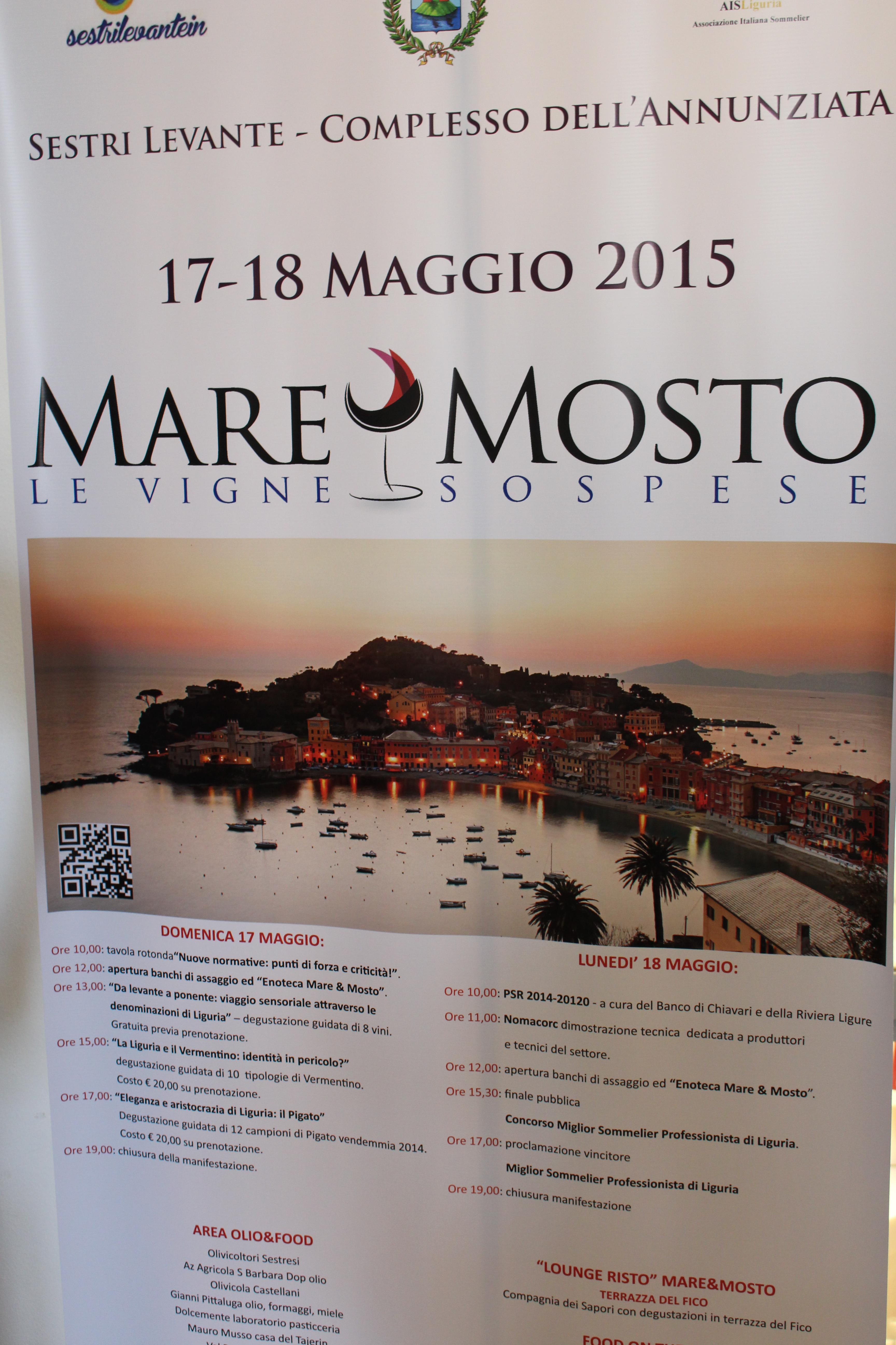 Rosé Wines From Liguria Elizabeth Gabay Mw