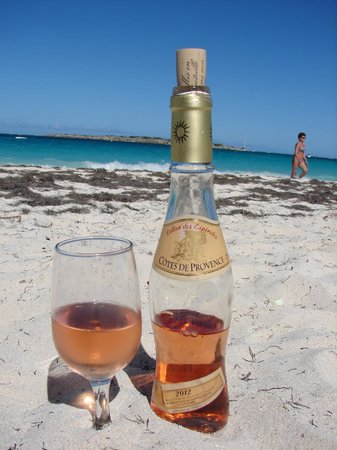 Ros 233 Wine For The Pool Or Beach Elizabeth Gabay Mw