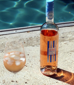 Rosé Piscine - the first designed to be drunk with ice