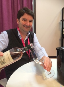 Philippe Moquet of Château Cremade