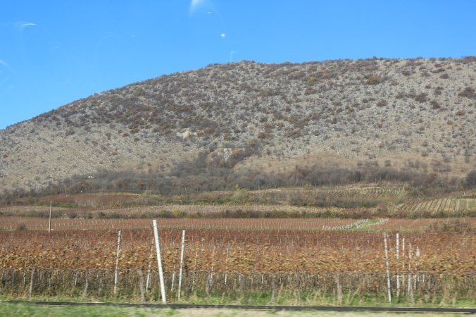 The hill of Siklós